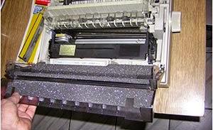 epson lx 300 micro adjust