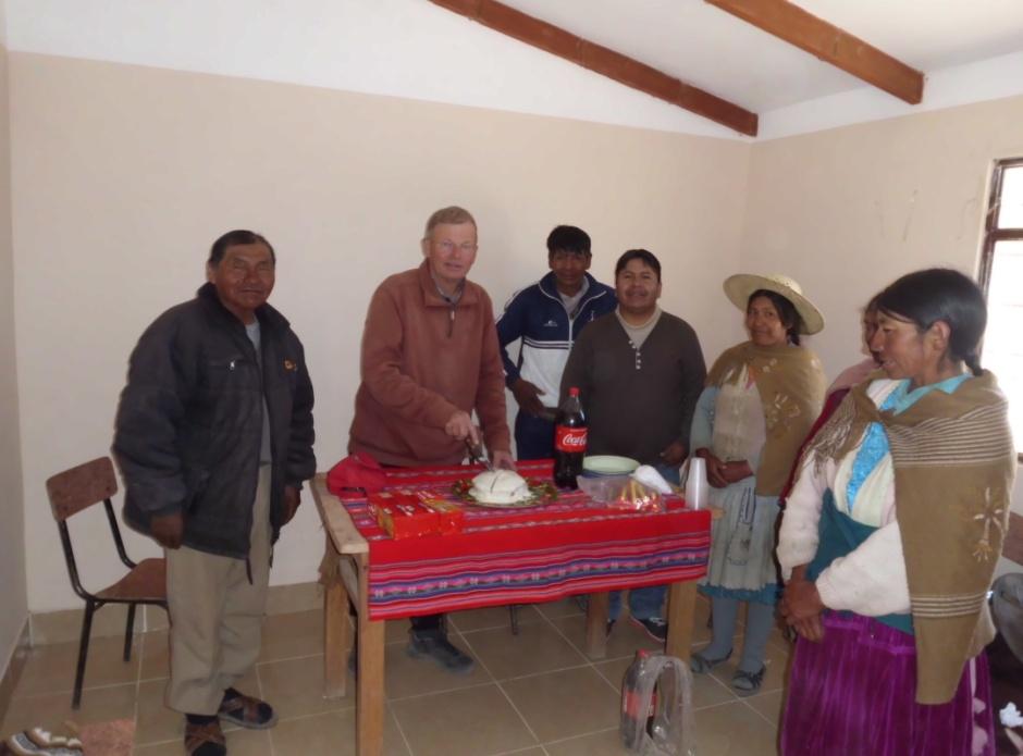 Leben In Den Anden Boliviens Rundbrief