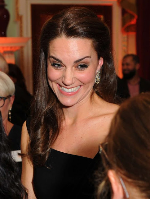 Kate Middleton – Place2Be Wellbeing in Schools Awards in London