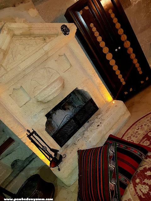 Gamirasu Roman King Suite oda