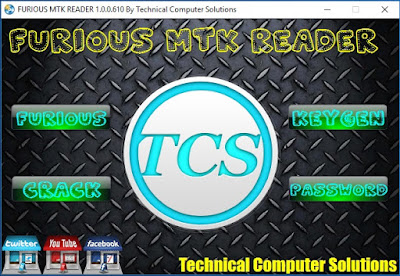 Furious MTK Code Reader Free Download