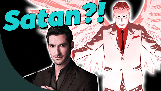 Lucifer Morningstar: The 2nd MOST POWERFUL DC Entity