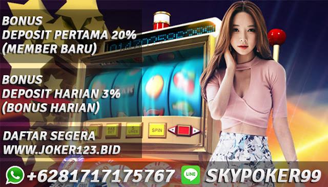 Permainan Judi Slot Online Terpercaya di Skybola99