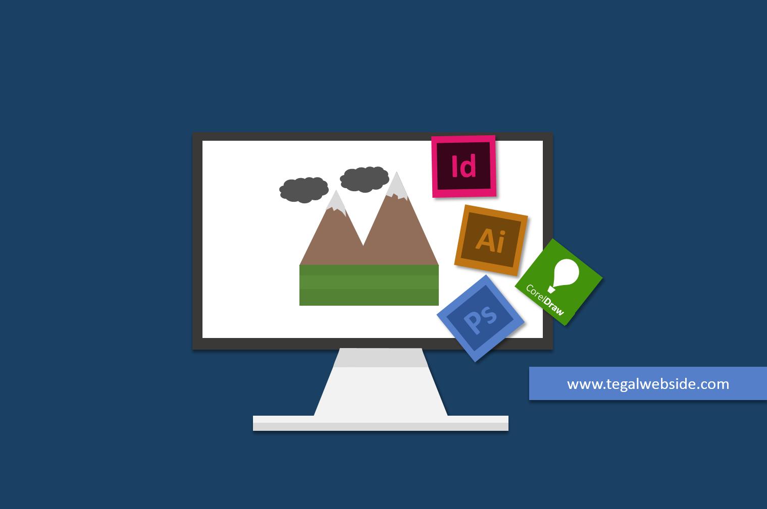 kumpulan Software Yang Wajib Dipakai oleh Desainer Grafis Pemula