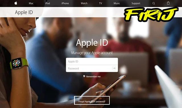 Comment réinitialiser le mot de passe de votre identifiant Apple