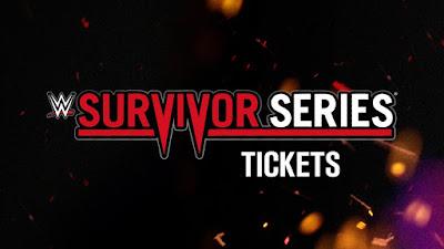 Survivor Series 2018 Tickets