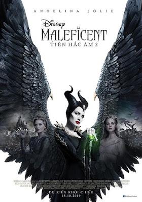 Xem Phim Tiên Hắc Ám (Phần 2) - Maleficent: Mistress of Evil