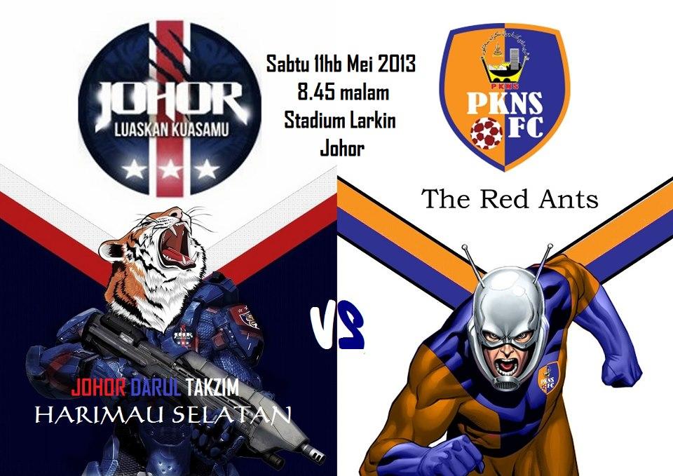 Live Streaming Johor Darul Takzim VS PKNS FC Peminat Bola Sepak