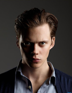 Roman Godfrey (Bill Skarsgard) from Hemlock Grove: