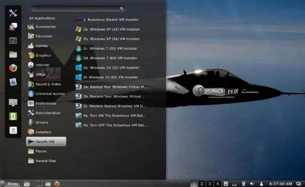 Distro Linux Terbaik Untuk Windows 10-2