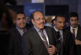 نائب الرئيس اليمني يشيد بجهود التحالف ضد التدخل الإيراني