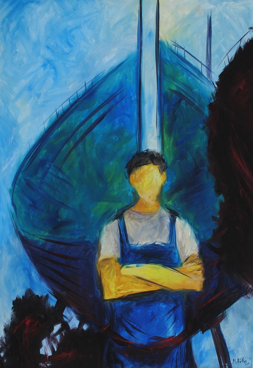 """Ανοιχτή ξενάγηση στο πλαίσιο της έκθεσης """"Γένεσις Νεών"""" στη Δημοτική Πινακοθήκη Λάρισας"""