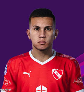 PES 2020 Faces Alan Velasco by Lucas