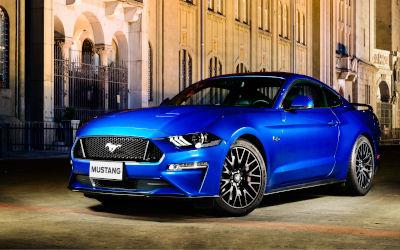 Ford Mustang GT Fastback 2 - Fond d'Écran en Full HD 1080p
