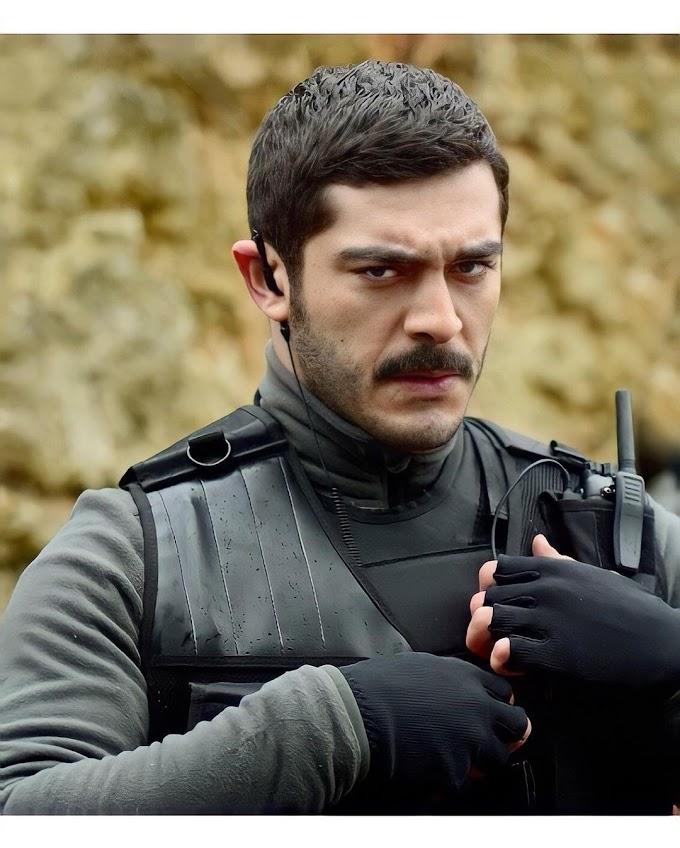 Burak Deniz, the lead actor of the series Maraşlı, has caught the coronavirus.