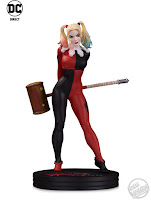 Toy Fair 2020 DC Direct Lineup Cover Girls Statues
