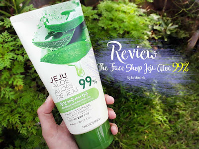 The Face Shop Jeju Aloe 99% Soothing Gel