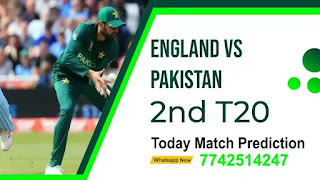2nd T20 Match Pak vs Eng Who will win Today Astrology - Cricfrog