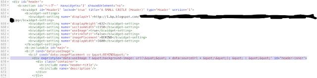 【QooQカスタマイズ】ヘッダーを変更するHTML