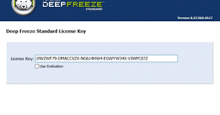 download deep freeze 8 full + license key
