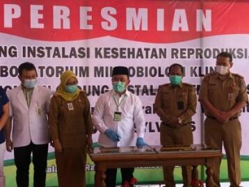 Gubernur Sugianto, Rumah Sakit Jangan Menolak Pasien Tak Mampu