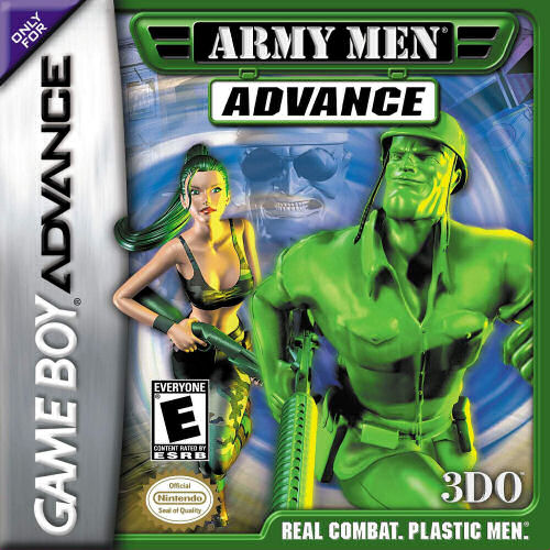 Army Men Advance - Español - Portada