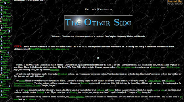 The Other Side, circa late 1990s