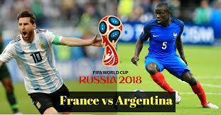 موعد مشاهدة مباراة فرنسا والأرجنتين اليوم 30-6-2018 كأس العالم والقنوات الناقلة
