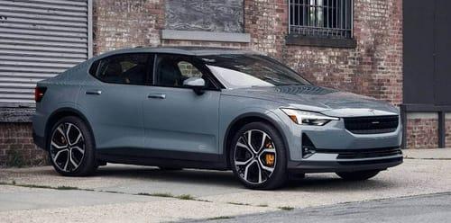 Polestar builds a zero-emissions vehicle