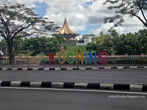 Libur Lebaran - Outbound ke Kuching, Serawak, Malaysia (Part 1)