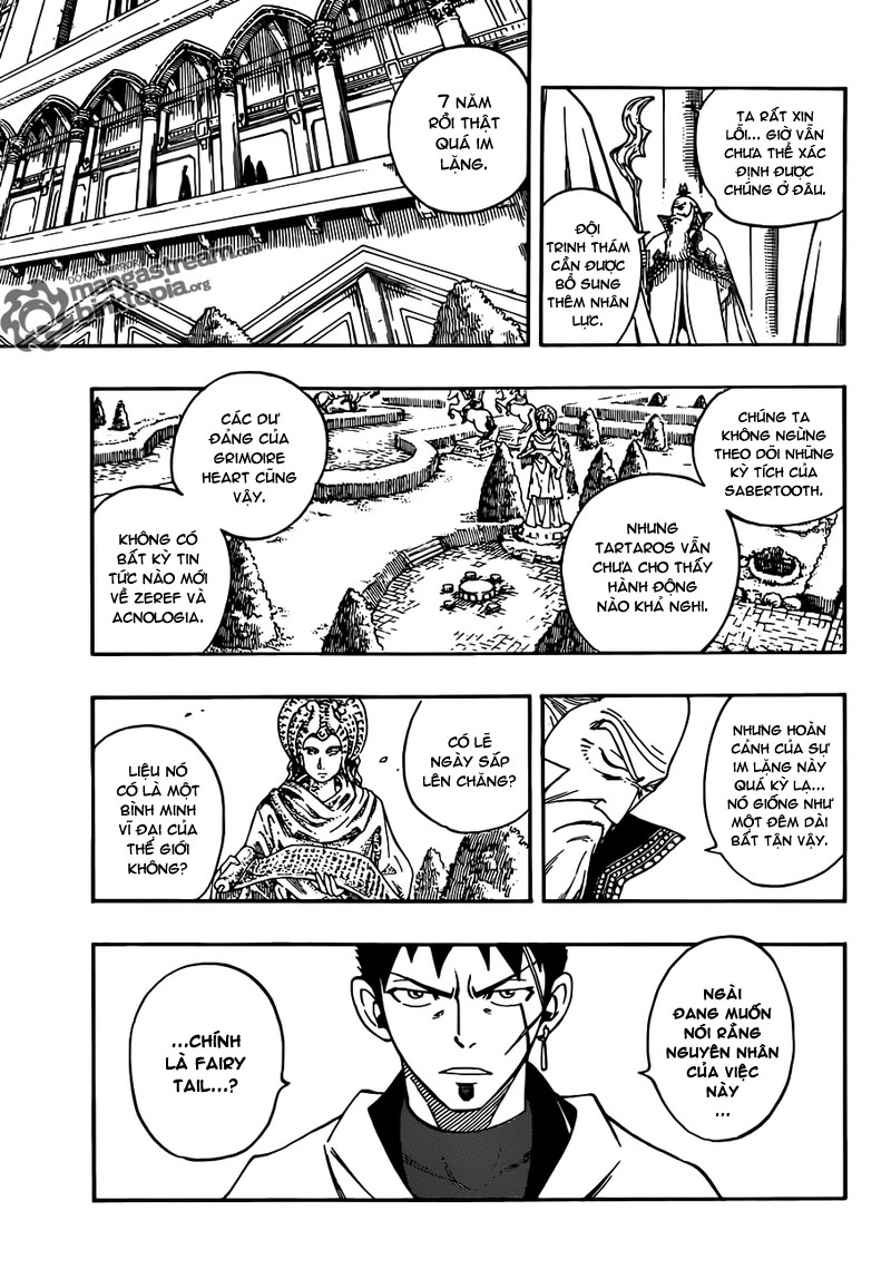 Fairy Tail Chap 258