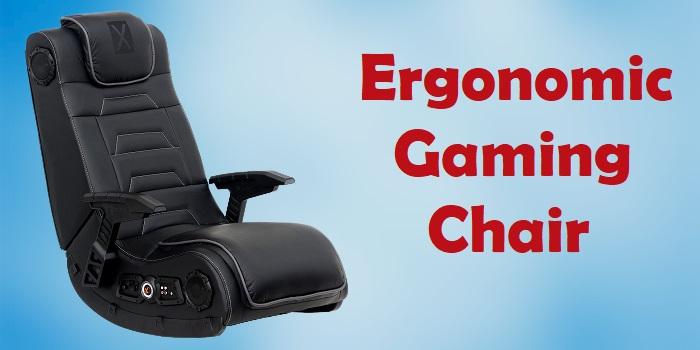 X Rocker Pro Series H3 Ergonomic Gaming Chair