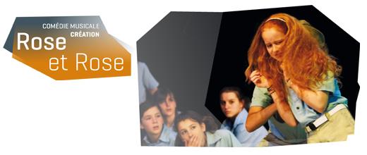 ROSE ET ROSE - Mise en scène Jean-Michel Fournereau