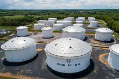 US petrol pipeline