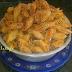 شهيوات رمضان حلوة لسان الطير معسلة