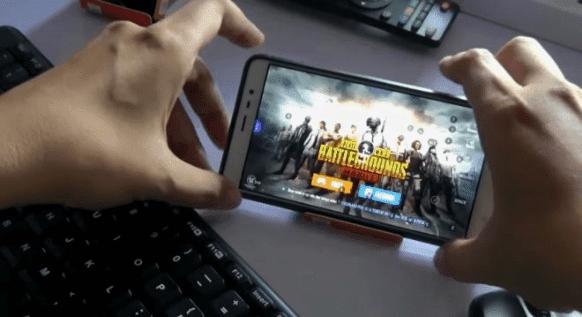 Cara Menembak Menggunakan Tombol Volume di PUBG Mobile