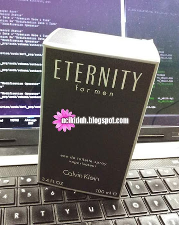 Perfume CK Eternity For Men