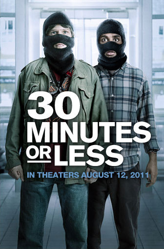 - 30 Minutes or Less (2011) DVDrip XviD