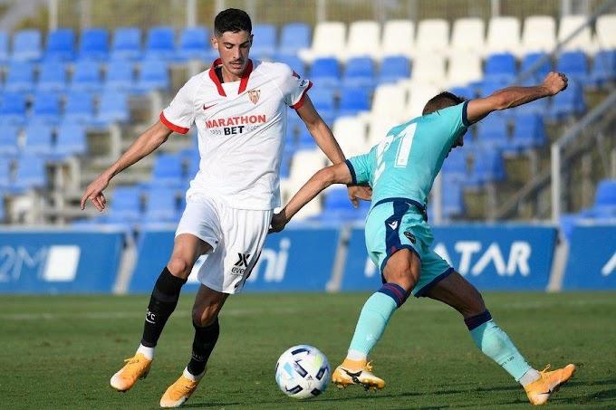 CRÓNICA| Sevilla FC 3-2 Levante UD