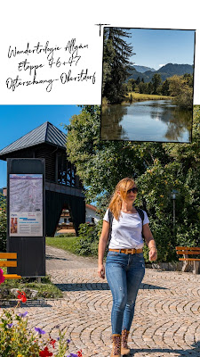 Wandertrilogie Allgäu | Etappe 46+47 Ofterschwang-Fischen-Oberstdorf - Himmelsstürmer Route 22