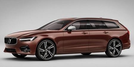 Volvo New V70