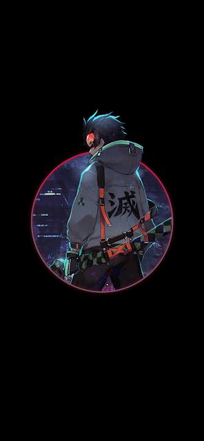 Ảnh nền  Kimetsu no Yaiba siêu chất (tiết kiệm pin cho màn AMOLED)