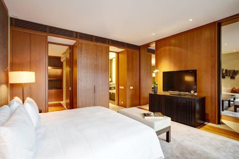 The Club Residences 1 Bedroom Suites - Bedroom