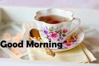 good morning tea wishes