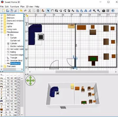 Software Untuk Mendesain Kantor Gratis Terbaik-3