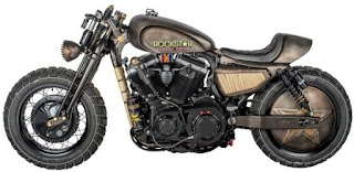 fury road sportster postatomico by shaw speed e custom