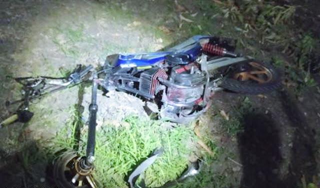 Tak Nyalakan Lampu Utama, Pengendara Motor Innalillahi Dihantam Mobil