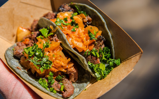Chimichurri Tacos Food Network