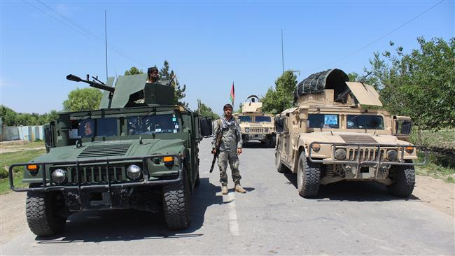 Afghan forces recapture key district from Taliban in Kunduz Province