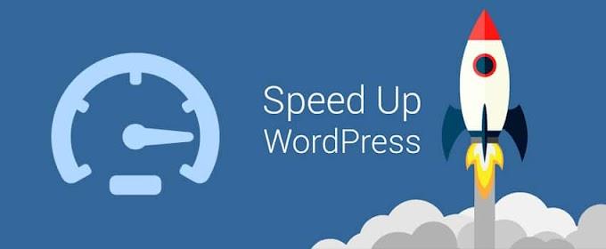 Mẹo tăng tốc WP chưa cần phải dùng đến Plugin nào😎